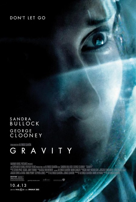 Gravity+features+unpredictable+plot%2C+outstanding+special+effects