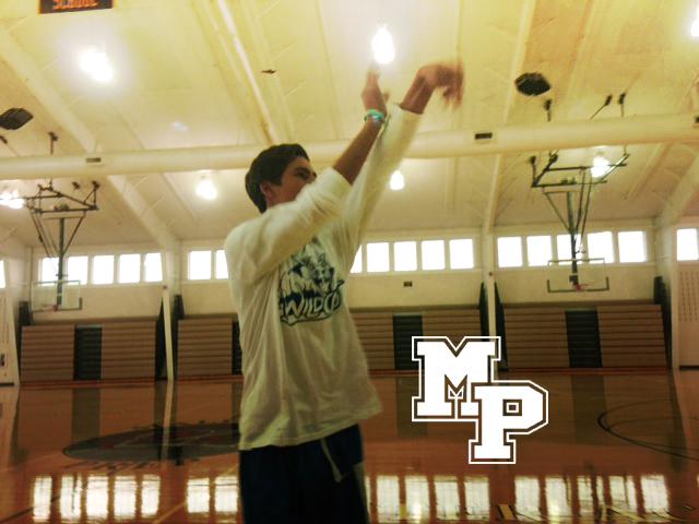 Raymond+Baran+at+Basketball+Tryouts+%2F+E.+MacLachlan