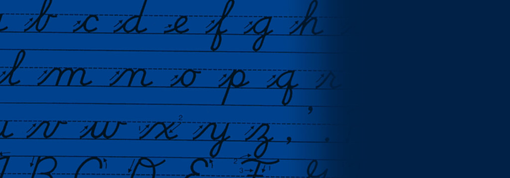 The+end+of+cursive+and+the+start+of+the+future