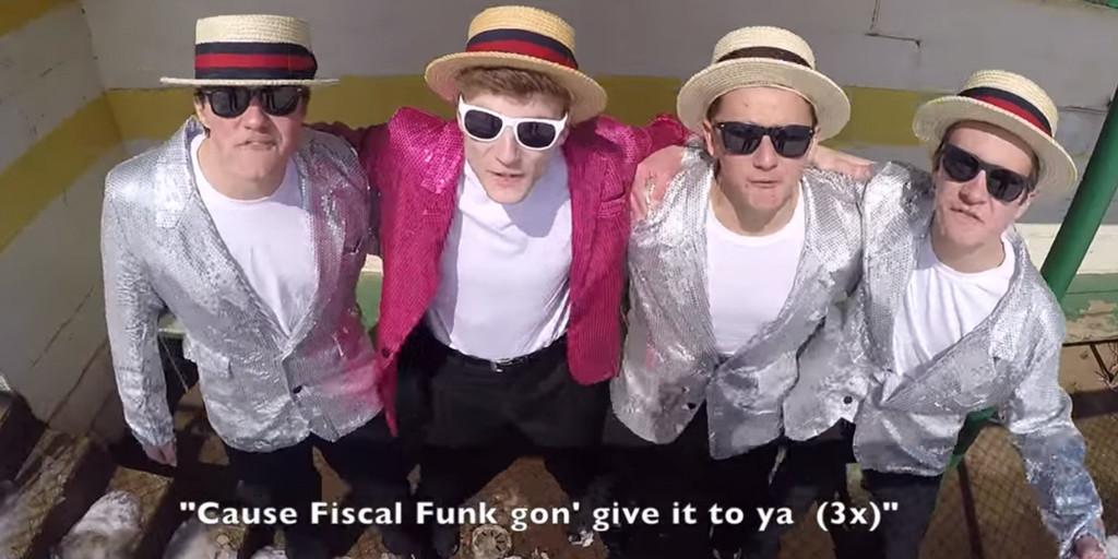 Fiscal+Funk+Music+Video