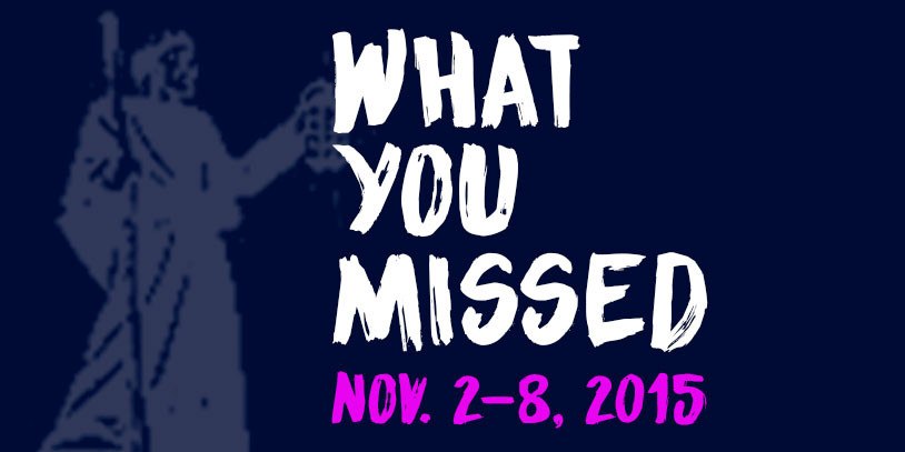 What+You+Missed+-+Nov.+2-9%2C+2016