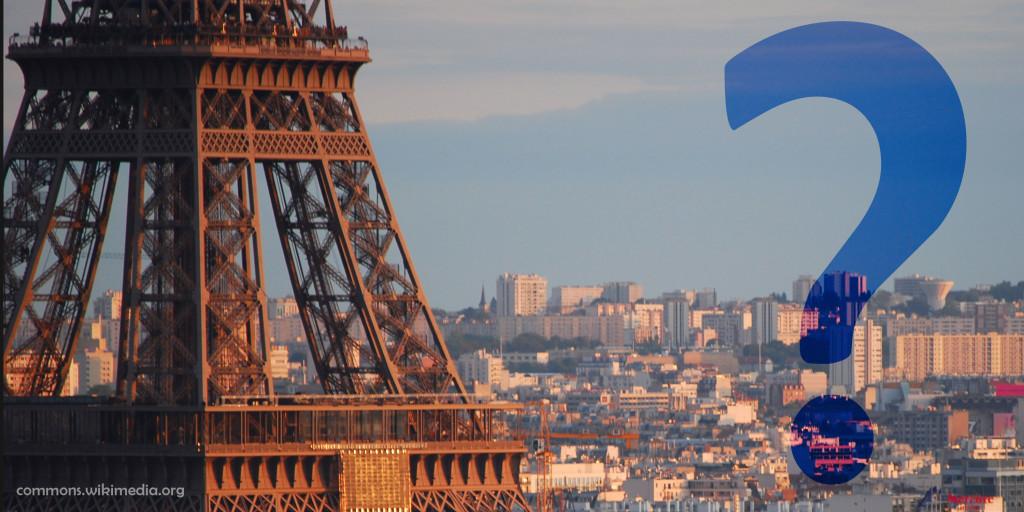Terrorist attacks impact class discussions, potential trip