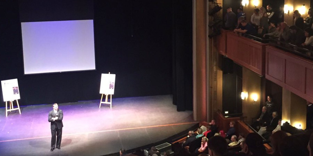 Herren delivers thoughtful message to students