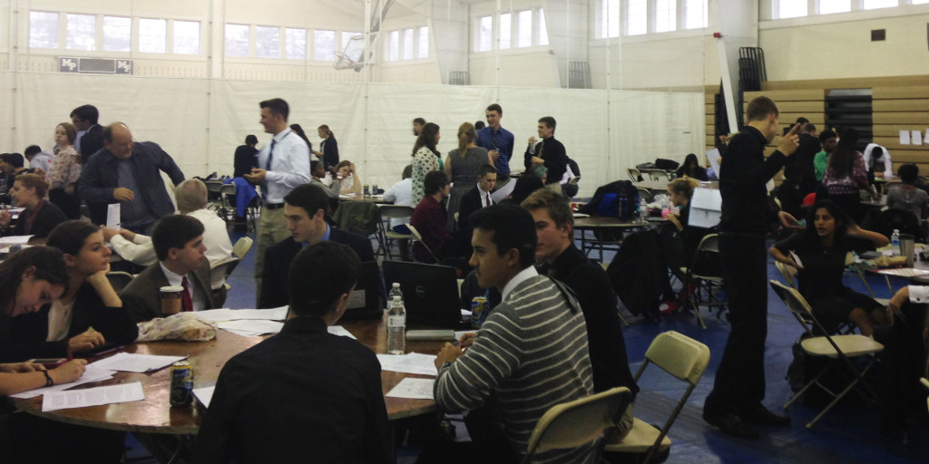 Malvern hosts Speech and Debate tournament for first time
