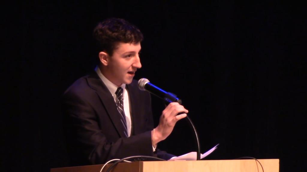 Meet Malvern's next Student Council President: Rich Heany