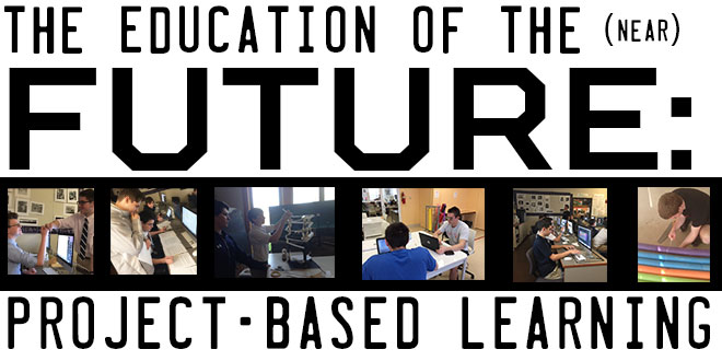 The education of the (near) future: project-based learning