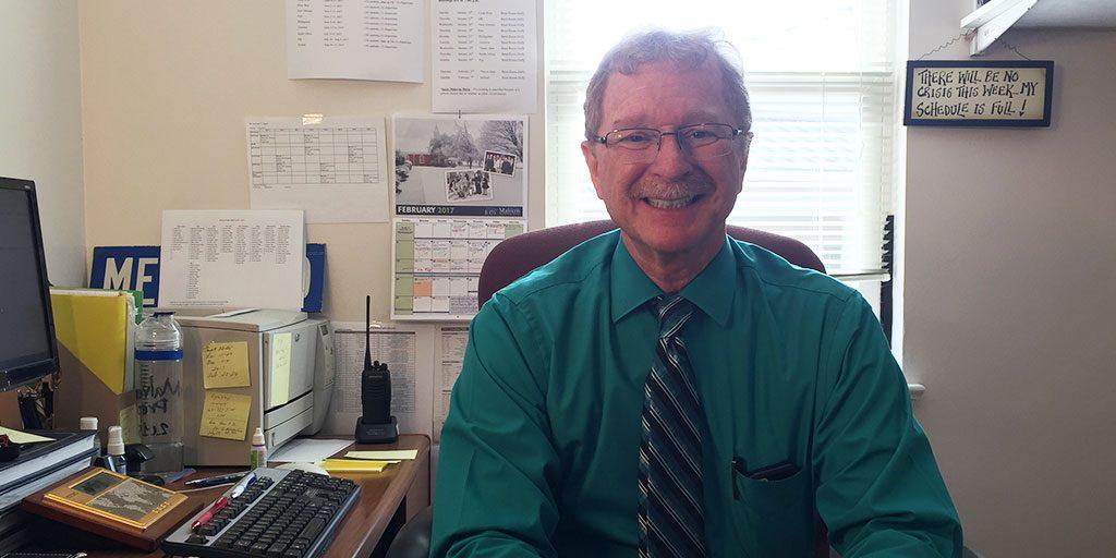Legner steps down as Christian Service Director