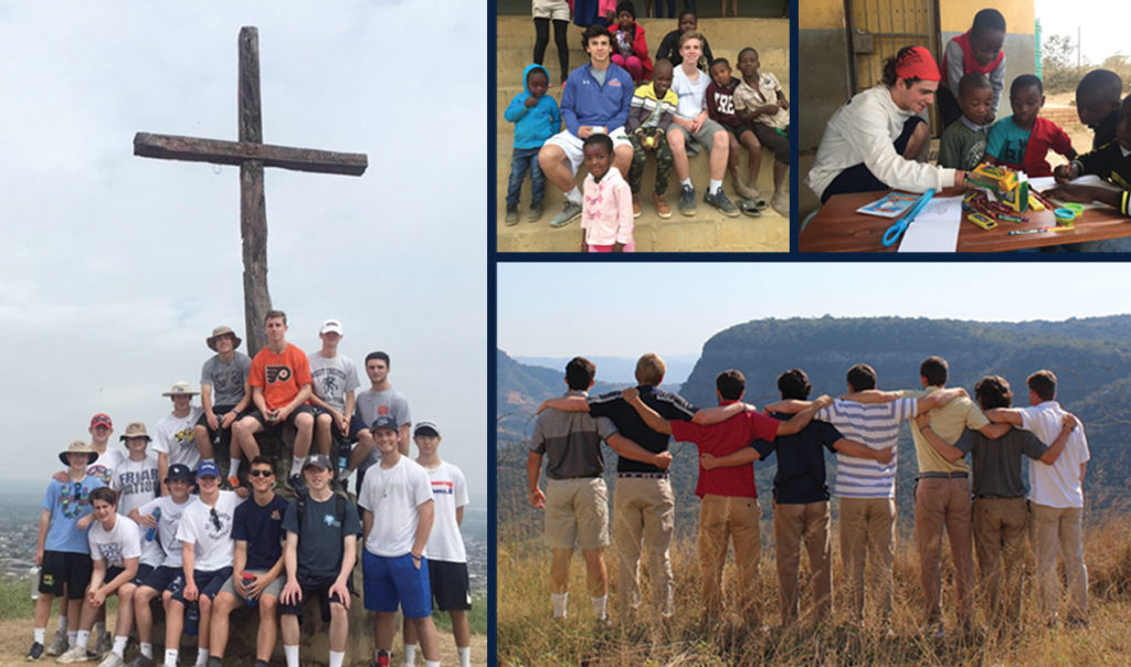 International Christian Service program moves forward despite world tensions