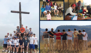 International Christian Service program moves forward despite world tensions