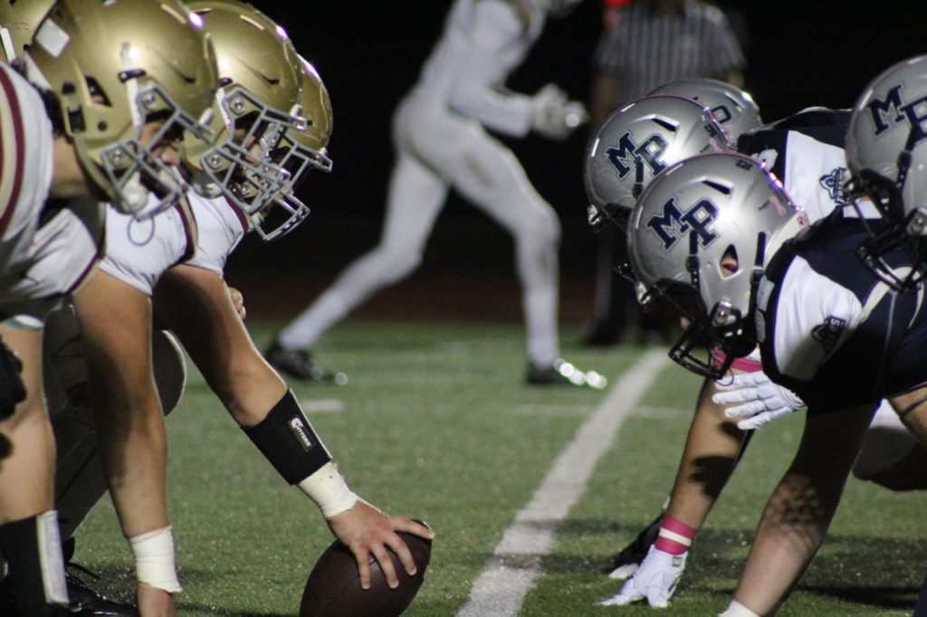 Varsity football dominates Haverford School
