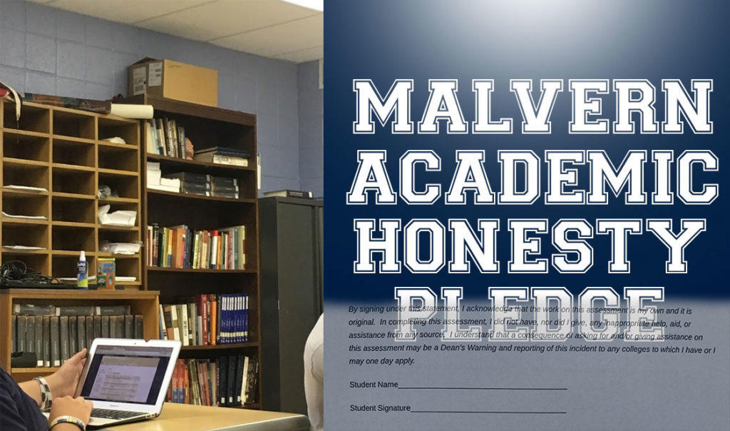 Academic honesty statement introduced