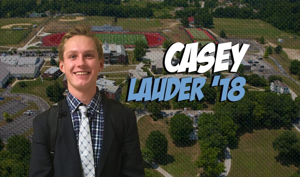 Casey Lauder