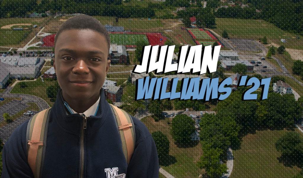 Julian Williams