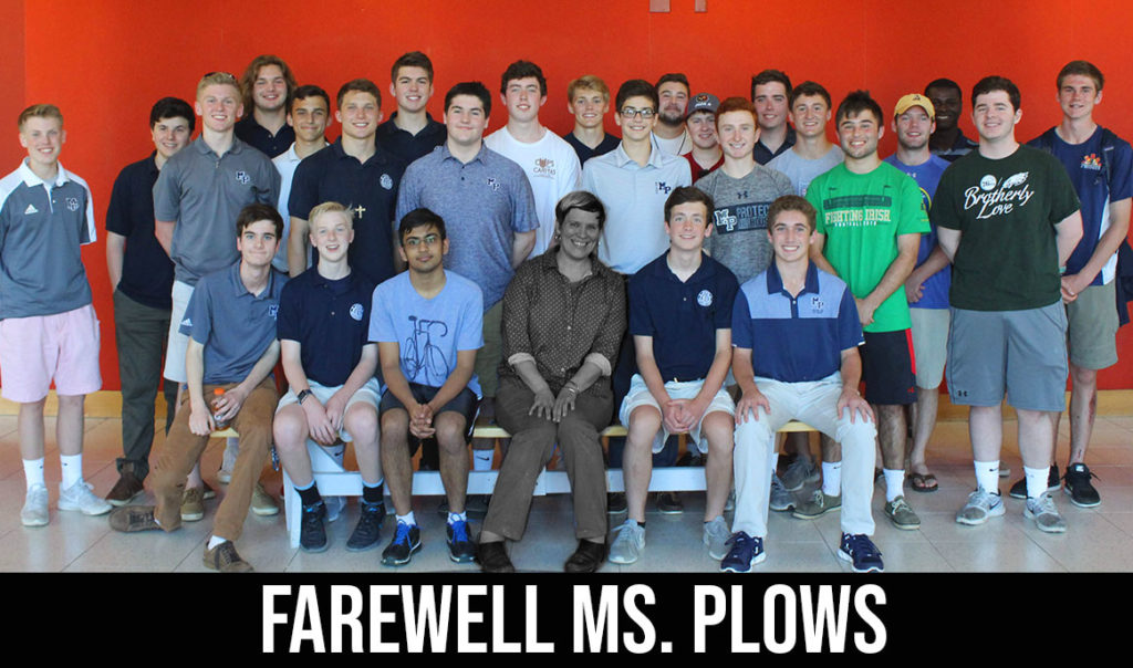 Plows leaves after 11 years