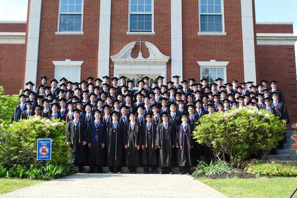Malvern+Prep+graduated+121+seniors+in+the+92nd+commencement+on+June+7%2C+2018.