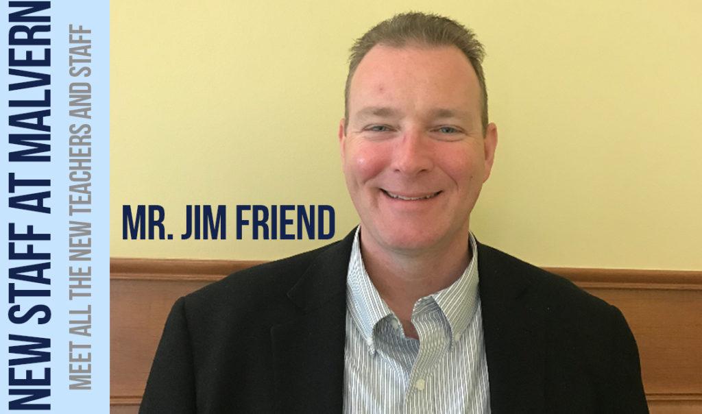 Mr. Jim Friend