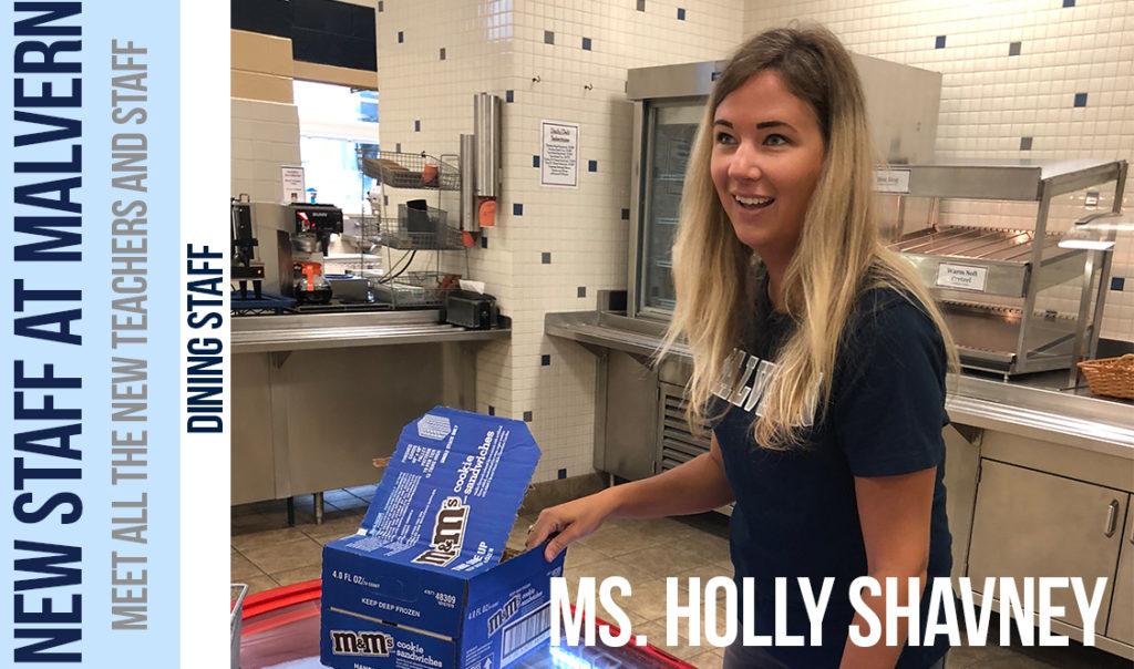 Mrs. Holly Shavney