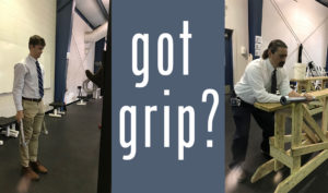 New Grip Strength Group During Community Time