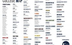 College Map: Class of 2021