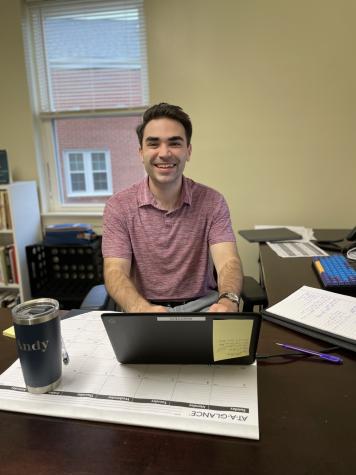 New Teacher: Mr. Andrew Goyer